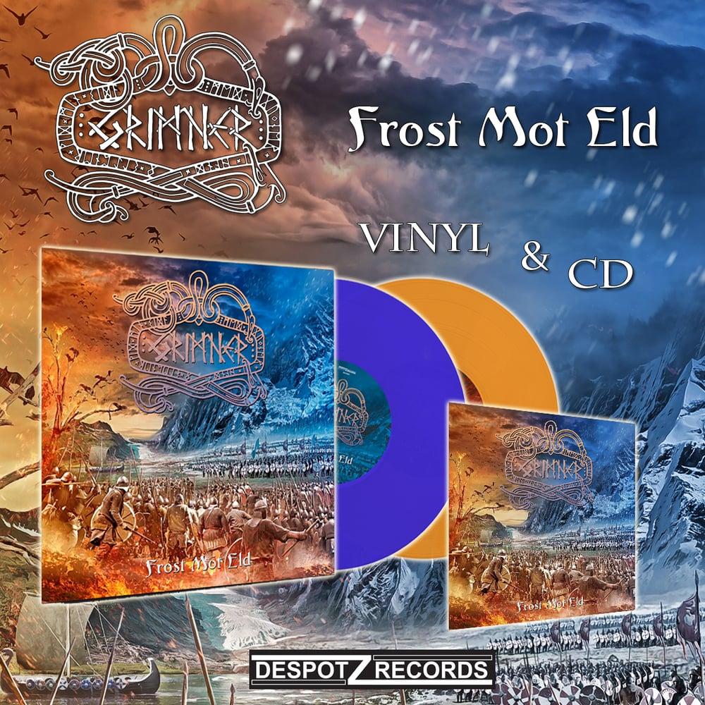 Image of Grimner - Frost Mot Eld (LP/CD)