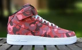 Image of Air Force 1 Camo