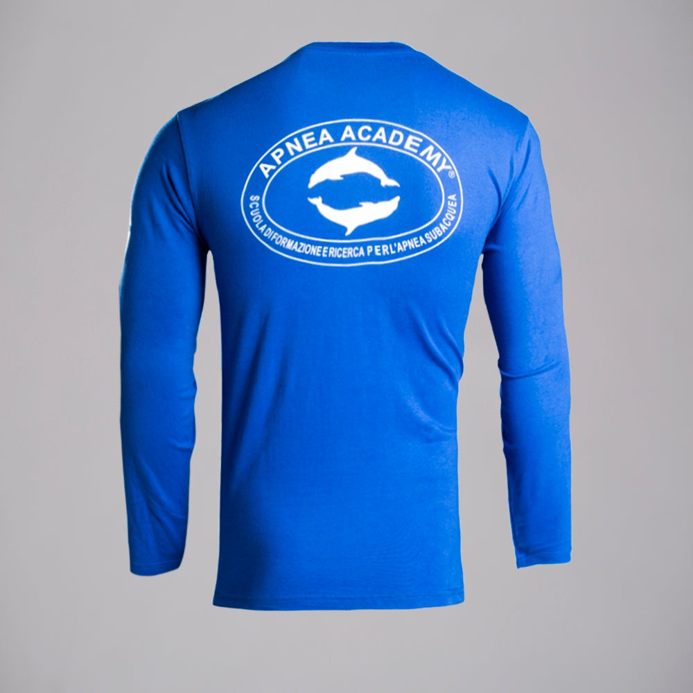 Image of ROYAL LONG SLEEVE T