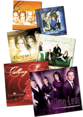 Image of Calling Levi CD's