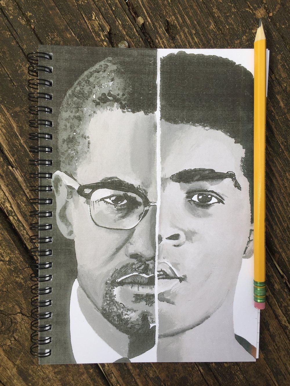 Malcolm/Ali (Notebook)