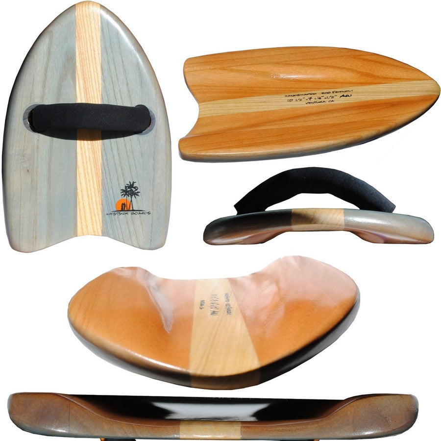 Image of The Dredge : an eco friendly Handplane