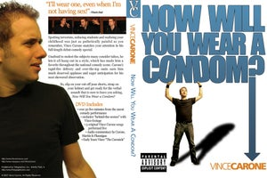 Image of Now Will You Wear a Condom? (DVD - 2007)