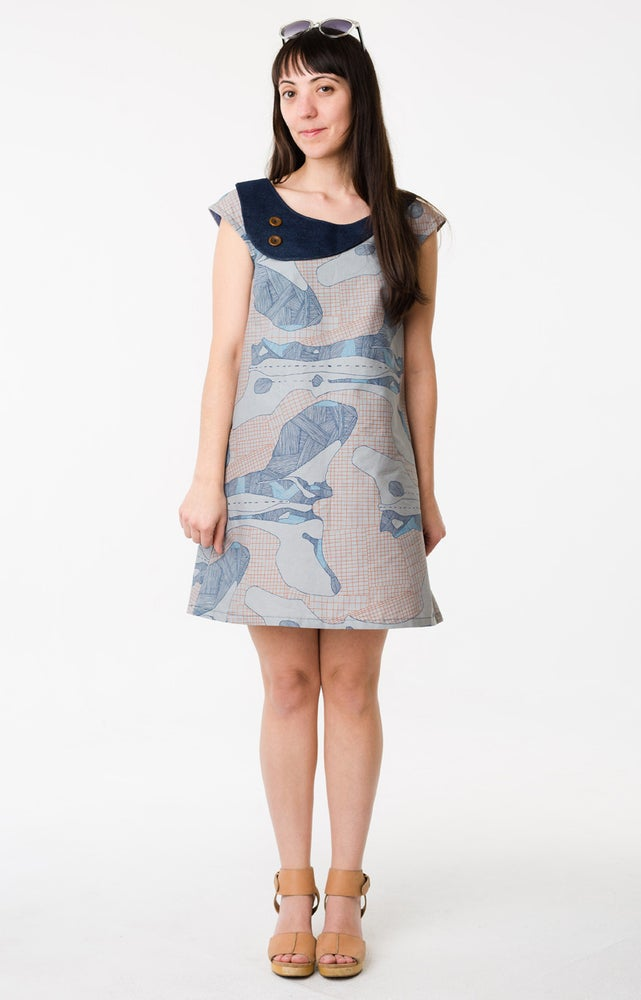 Image of NAVIGATOR DRESS