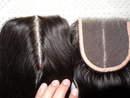 Image 1 of 4x4 lace Closure