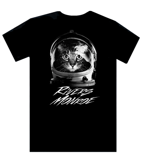 Image of Rivers Monroe - Space Cat TANK ONLY