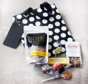 Image of Candyland Bag with QUIN Candy