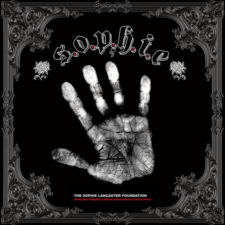 Image of S.O.P.H.I.E Charity Album 8 x 8 limited edition print
