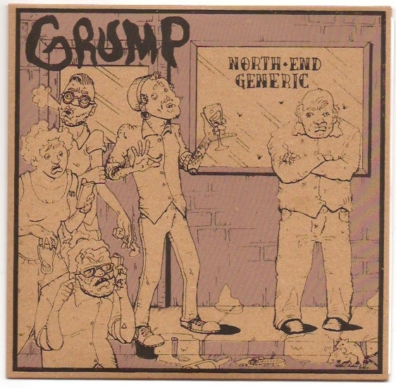 "Image of Grump ""North End Generic"" 7"""