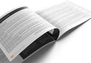 Image of Lifetime Financial Responsibility Brochure Design