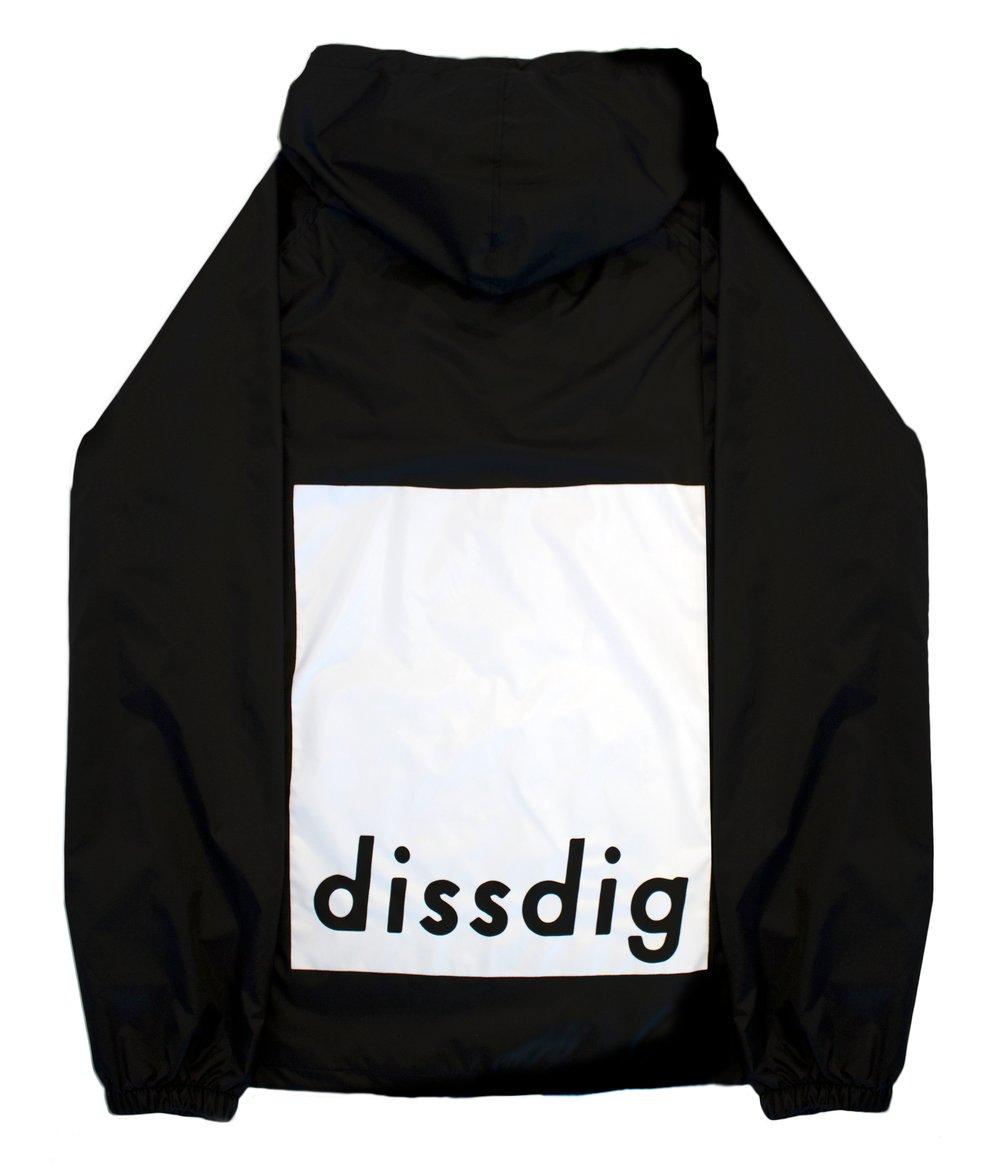 Image of Box logo hooded coaches jacket