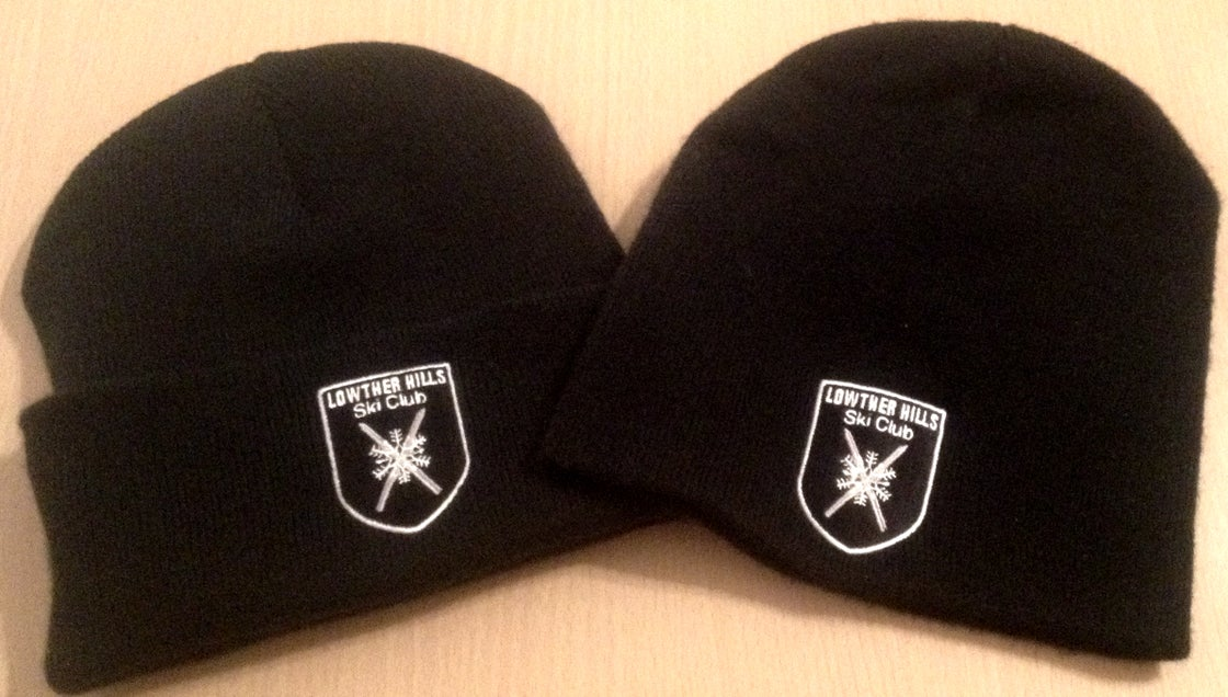 Image of Lowther Hills Ski Club Beanie
