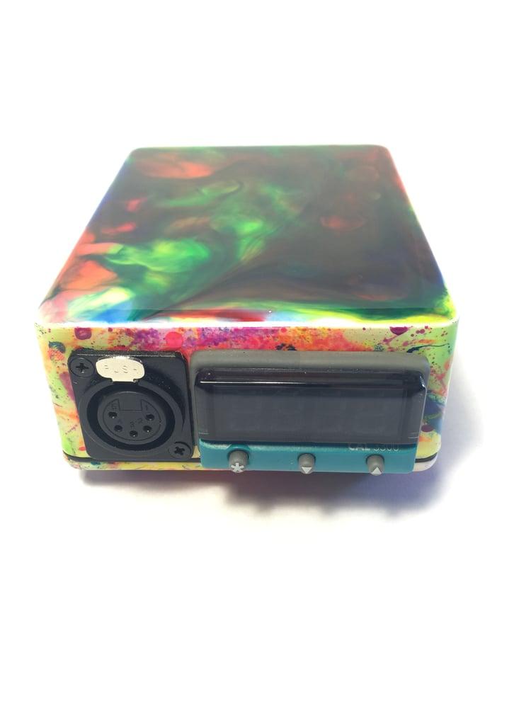 Image of UV Reactive custom ProTemp E-Nail