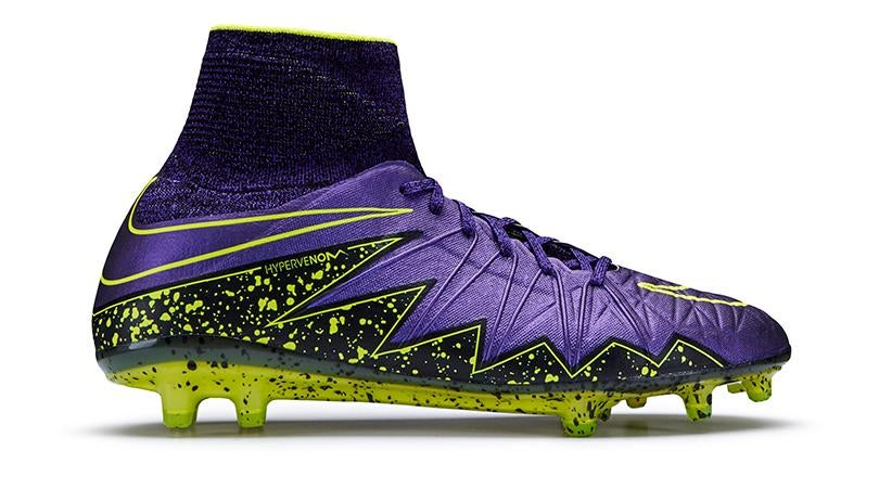 purchase cheap 034f8 34bd2 Nike Hypervenom Phantom II (Purple)