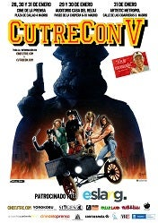 Image of POSTER CUTRECON V