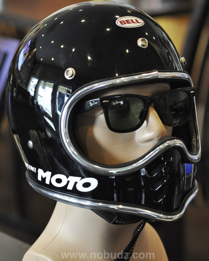 Image of MTX cutom helmet
