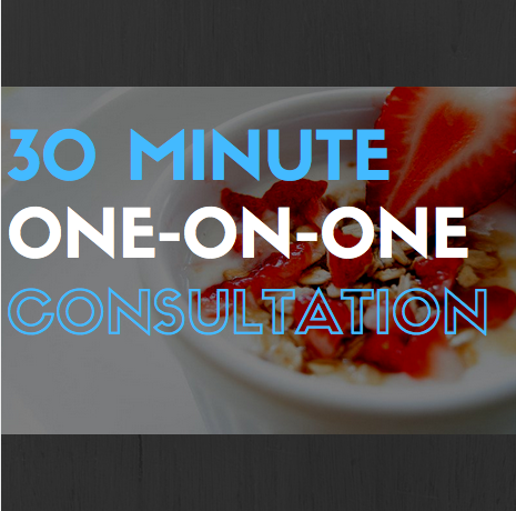 Image of 30 Minute One-on-One Consultation