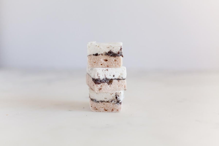 Nutella Oreo Crunch Marshmallows