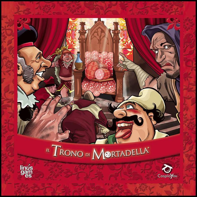 Image of Il Trono di Mortadella