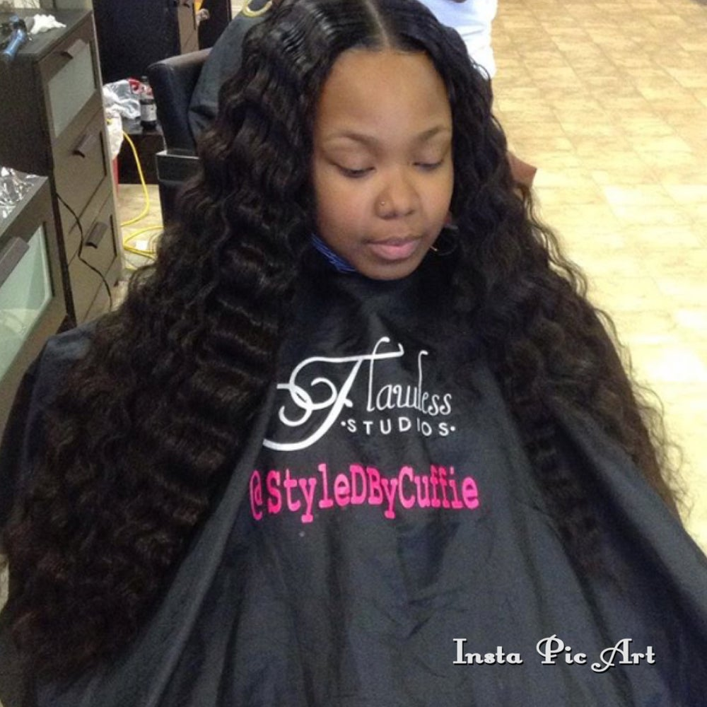 Island Girl Peruvian Curly Straight Wavy Glamlyfe