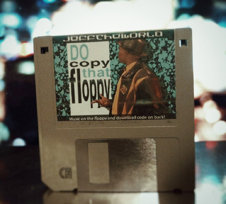 Image of Do Copy That Floppy (Disk + Download Code)