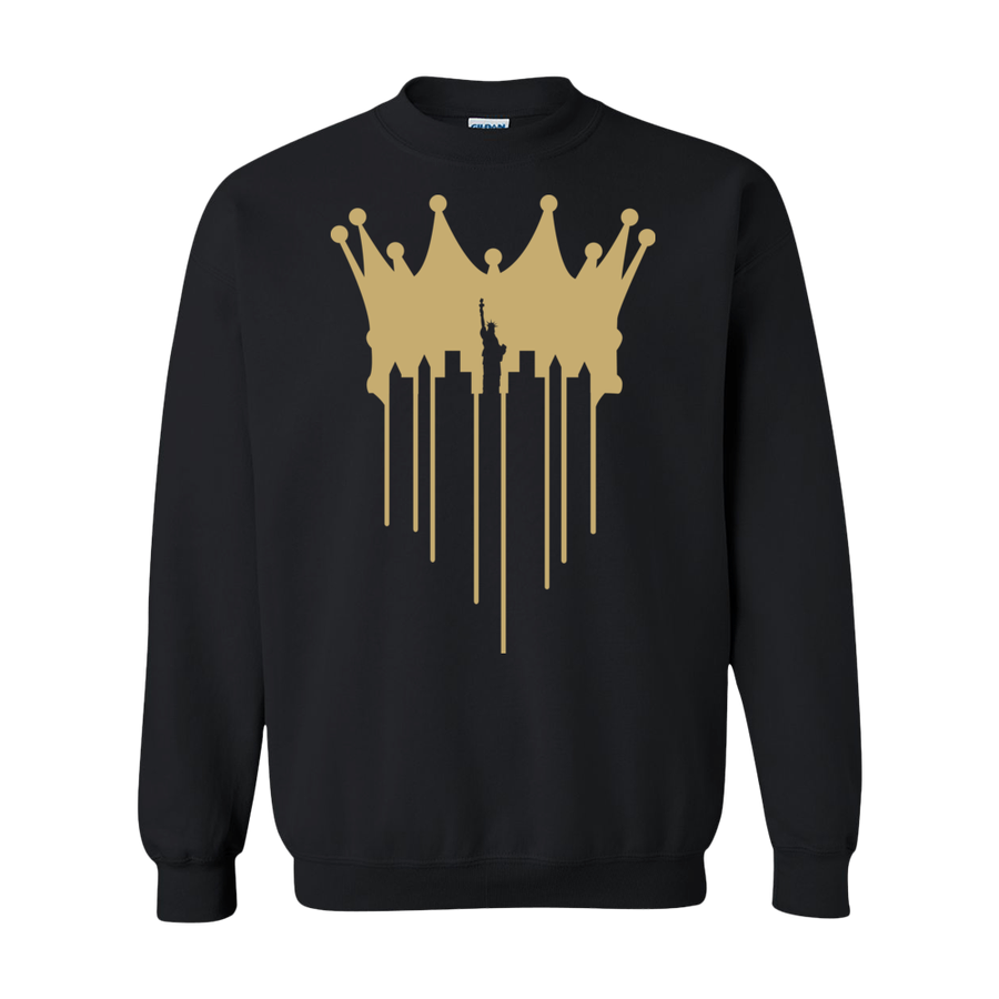 Image of CITY OF KINGZ VOL 1. CREWNECK