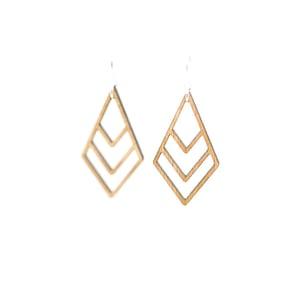 Image of Mana~ Mano earrings