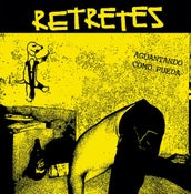 """Image of W.G.M. 06: RETRETES """"Aguantando Como Pueda"""" EP"""