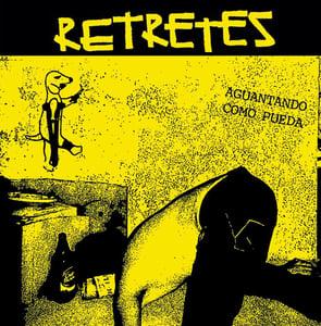 "Image of RETRETES ""Aguantando Como Pueda"" EP"