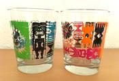Image of TIKI TAPA Mai Tai Glass Set