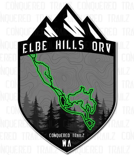 "Image of ""Elbe Hills"" Trail Badge"