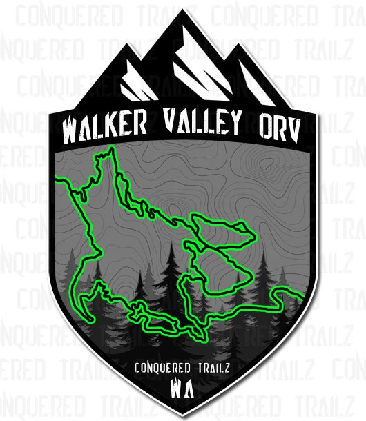 "Image of ""Walker Valley ORV"" Trail Badge"