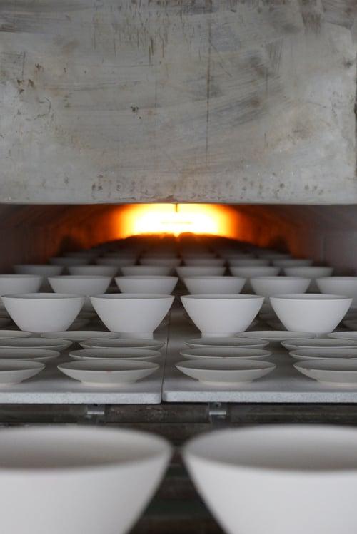 Image of Australian Collection - Porcelain cup set