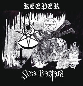 Image of Sea Bastard / Keeper LP