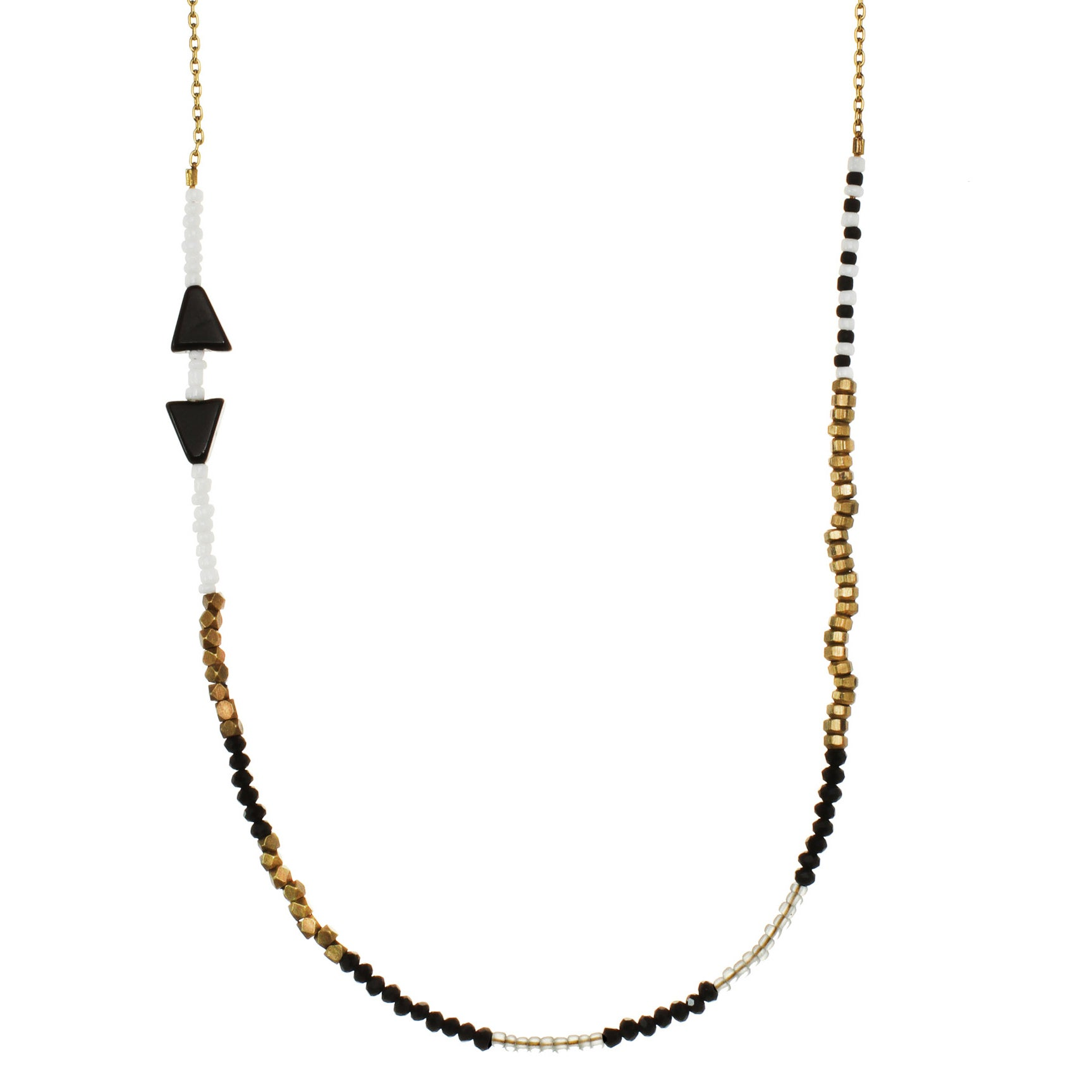 we see stars jewelry — WHIMSY BEADED necklace