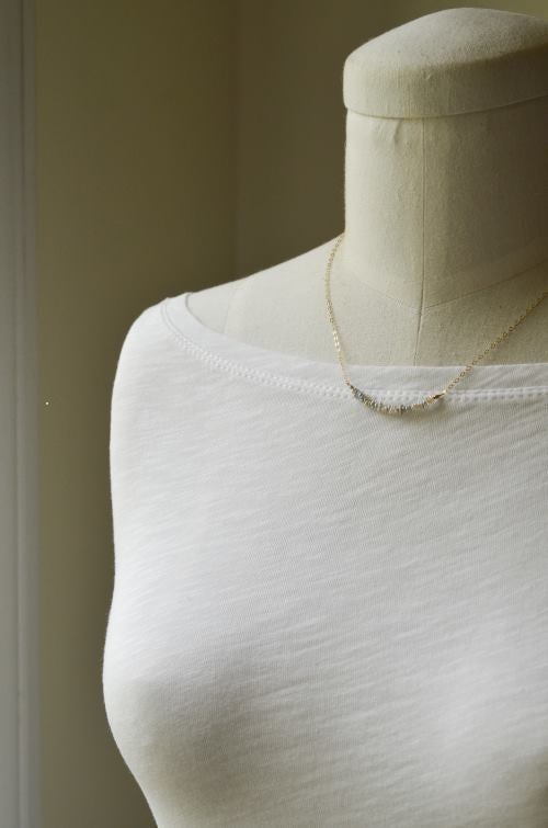 Image of Japanese Saltwater Cultured Pearl Necklace