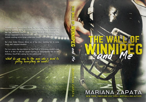 "Image of Signed Paperback ""THE WALL OF WINNIPEG AND ME"""