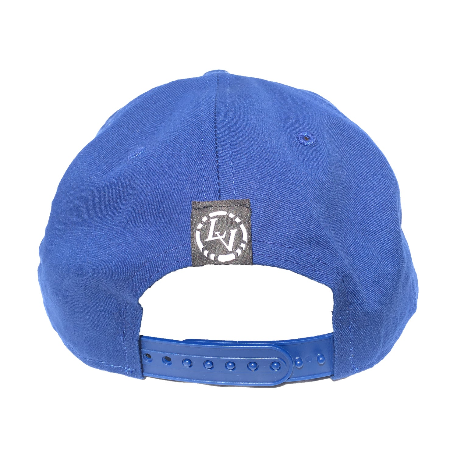 Image of 1st Rounders Snapback - ROYAL/YELLOW