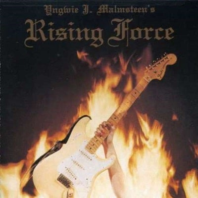 Image of Yngwie J Malmsteen's Rising Force  1989
