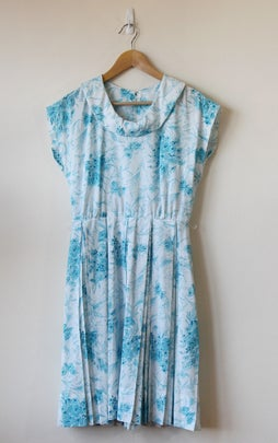 Image of SALE Garden Sketches Dress (Orig $68)