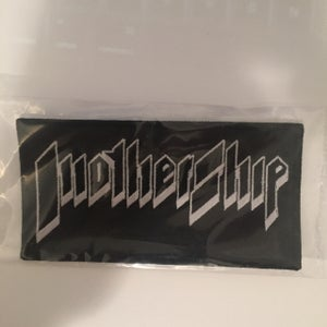 Image of Mothership Embroidered logo patch