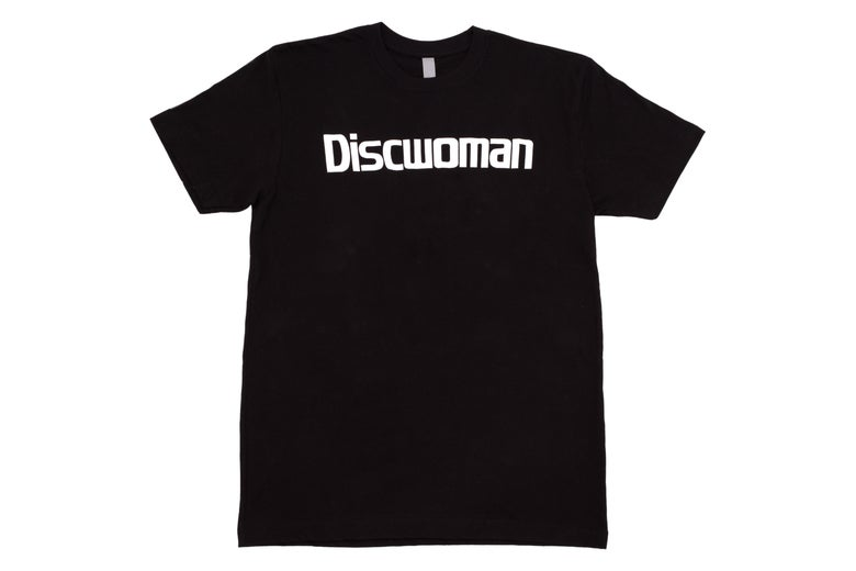 Image of OFFICIAL DISCWOMAN TEE II