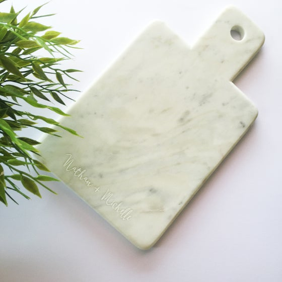 Image of LIMITED EDITION : Marble board