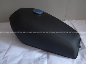 Image of Cafe Racer Honda CG125 / CB125 Fuel Tank/ Plain Series 2 - Right handed cap