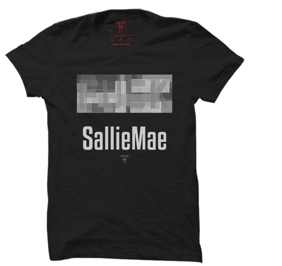 Image of F%*!  SALLIE MAE