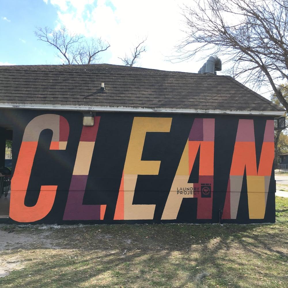 Image of Original CLEAN Mural Print