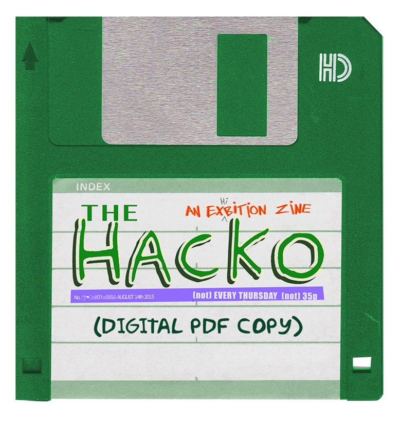 Image of The HACKO (DIGITAL COPY)