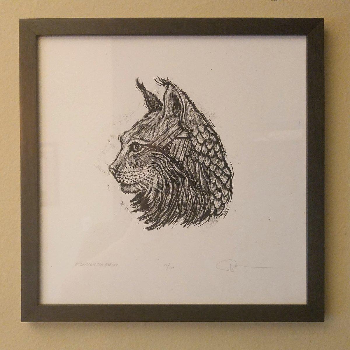 Reconstructed Bobcat
