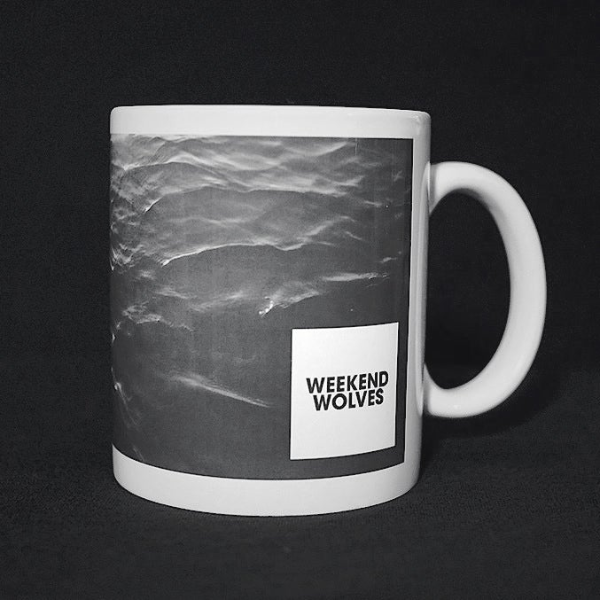 "Image of ""WEEKEND WOLVES"" MUG"