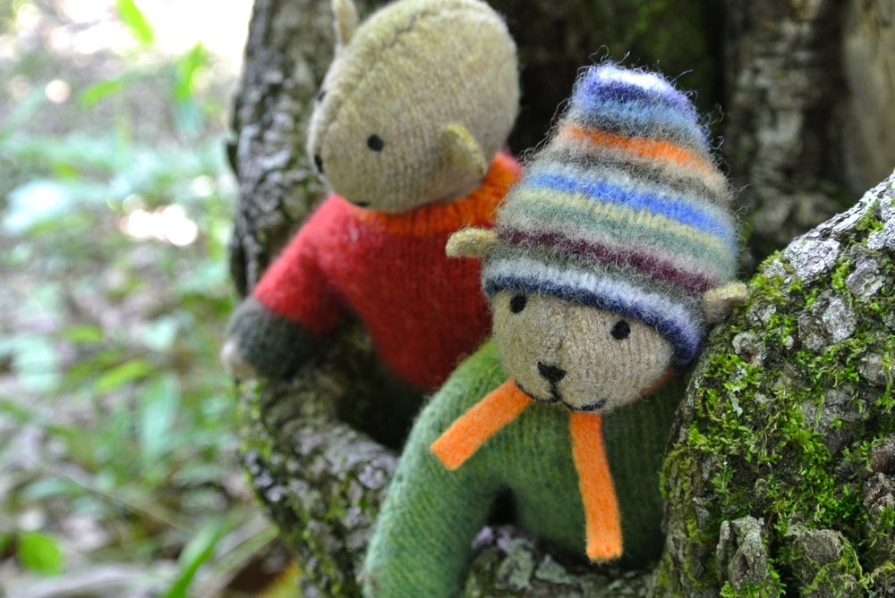 Image of Original Pogo Bears, made to order